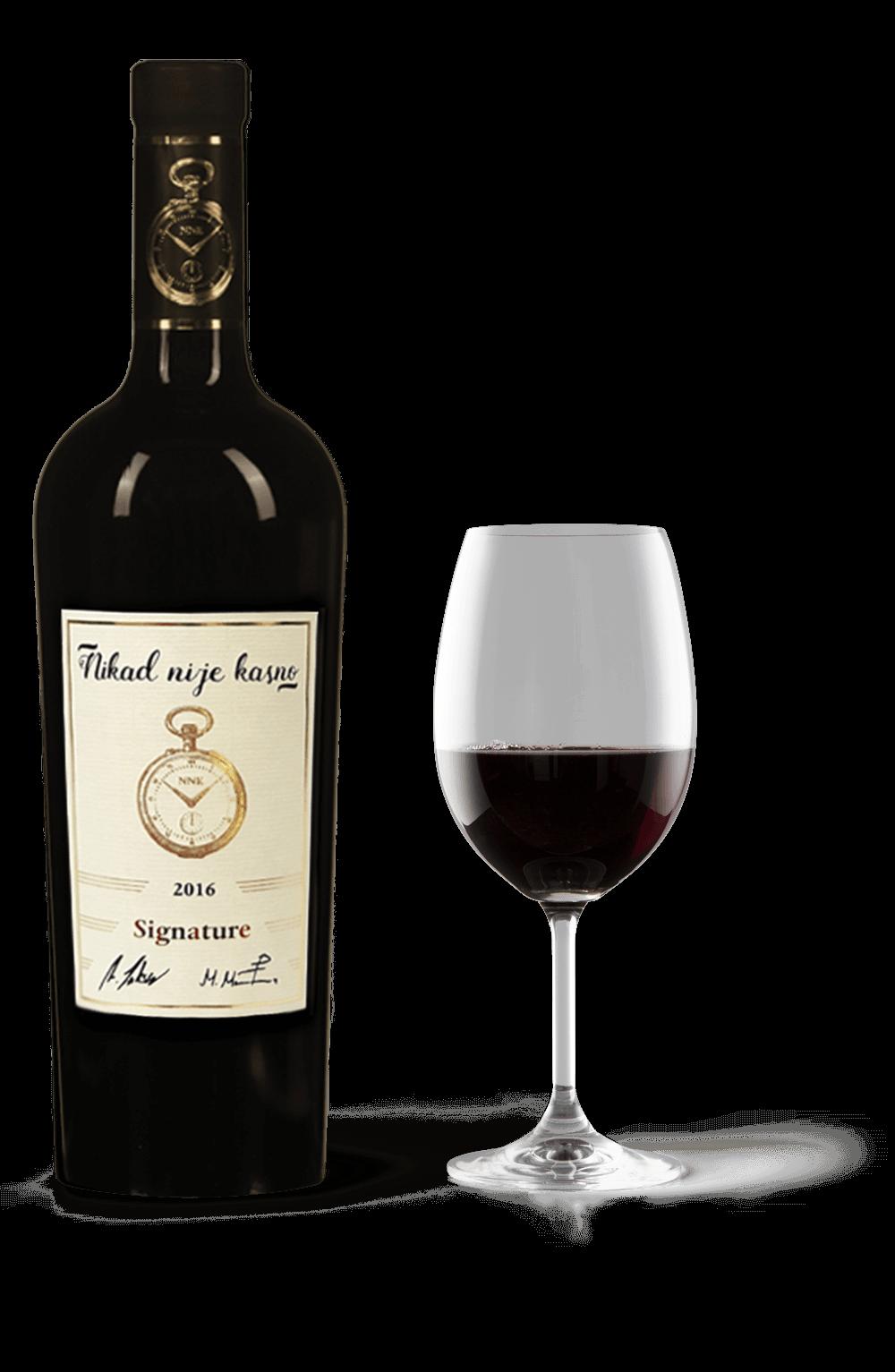 vino nikad nije kasno